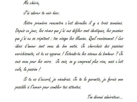 Modèles De Lettre D Amour Corrigez La Lettre D Amour Du Fran 231 Ais Nul En Grammaire