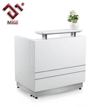 Front Desk Counter by Front Desk Counter White High Gloss White Paint Buy