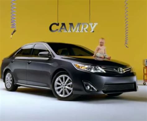 current toyota commercials reinvented 2013 toyota camry ad features