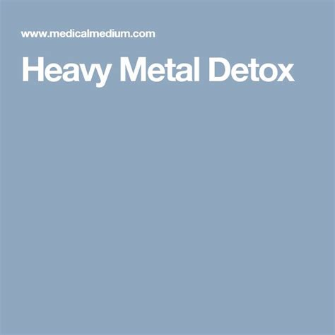 Essential Oils For Heavy Metal Detox by 134 Best Healthy Images On Health Tips