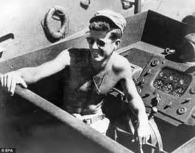 a pictorial biography of john f kennedy and his family jfk s wwii pt boat is at the bottom of the harlem river