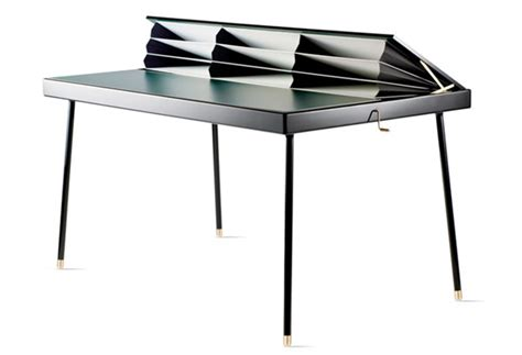 Homework Table by Accordion Inspired Office Furniture The Homework Table