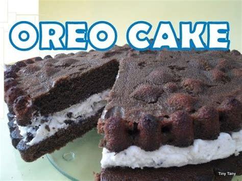 galletas oreo pastel de galleta oreo youtube