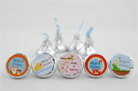 Stickers For Baby Shower Favors by Birthday Hershey Stickers Personalized