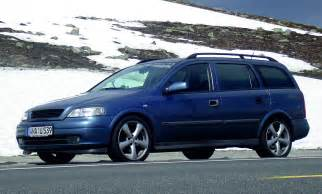 Opel Astra 1998 Specifications 1998 Opel Astra G Caravan Pictures Information And