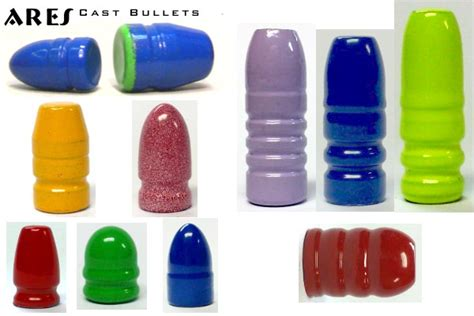 ares color coated cast bullets from slovakia 171 daily bulletin