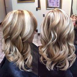 beautiful hair with platinum highlights pictures trebd 2015 pasemka blond włosy kręcone fryzury galeria
