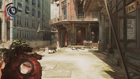 Dishonored Mission 4 Bonecharm Between Floors - dishonored 2 mission 2 collectibles locations guide vgfaq