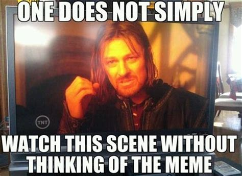 Lord Of The Rings Meme One Does Not Simply - one does not simply meme funny pictures dump a day