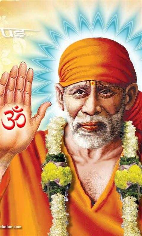 Shirdi Sai Baba Wallpapers Mobile Free Download