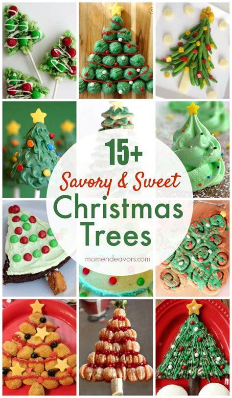 15 savory sweet edible christmas trees mom