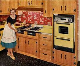 1950s Kitchen Cabinet by Diana S Early 60s Oak Kitchen With Plank Doors And