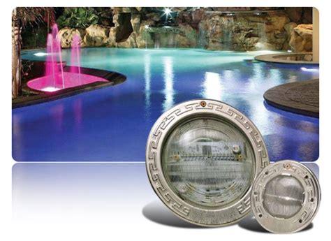 pentair pool lights led energy efficient pool products 171 advanced spa pool