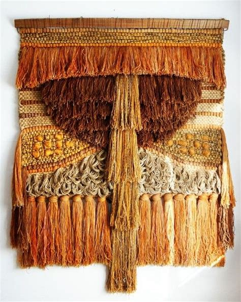 Macrame Weaving - bohemian homes macrame fibre weaving