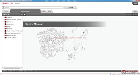 service manuals schematics 1998 toyota corolla navigation system toyota corolla gisc 08 2014 workshop manual auto repair manual forum heavy equipment