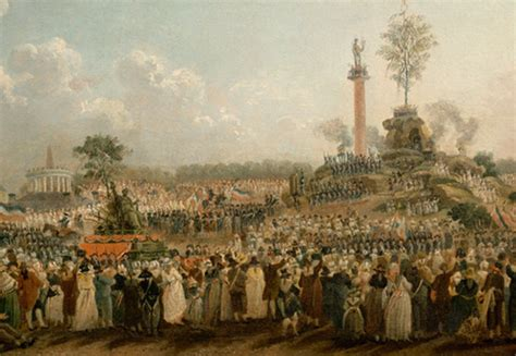 supreme being festival of the supreme being maximilien robespierre 1794