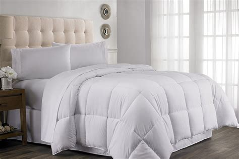 best white comforter 9 best down alternative comforters 2018