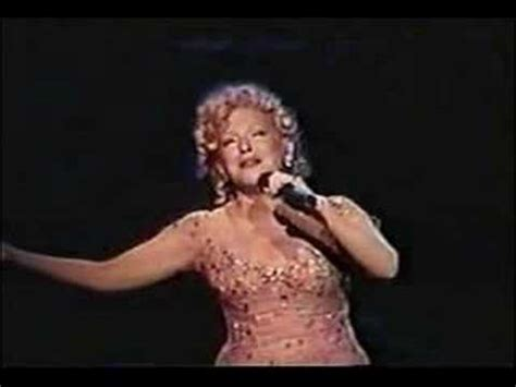 bette midler live bette midler the live quot my brass quot 2004