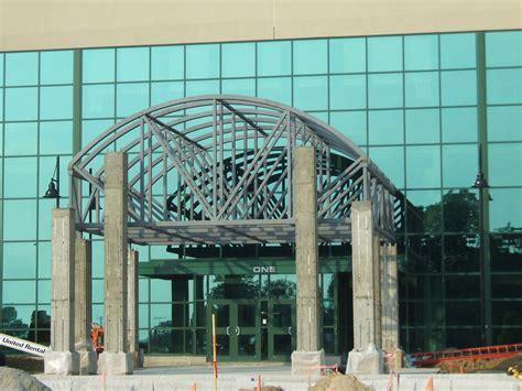 Steel Canopy Canopies Metal Canopy