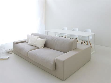 this sided sofa is designed for living in small