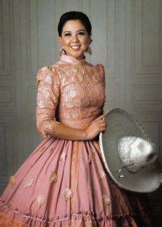 vestidos de escaramuza de gala 1000 images about trajes regionales on pinterest oaxaca