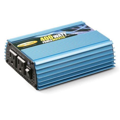 Visero Power Inverter 400 Watt power bright 400 watt power inverter
