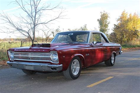 time plymouth time restoration 1965 plymouth satellite
