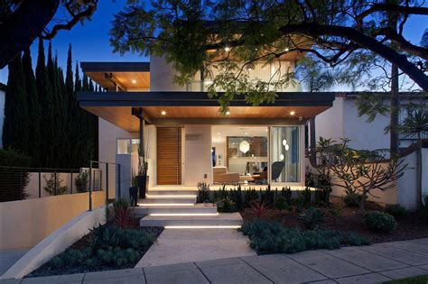 modern homes southern california modern house plan