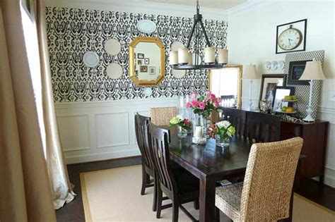 wall ideas for dining room decorating ideas for dining room walls architecture design