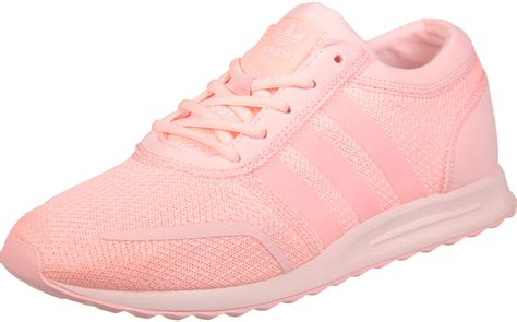 adidas los angeles k w shoes pink