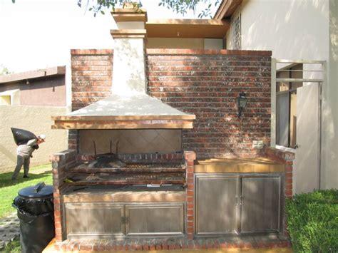 asadores de ladrillo  chimenea buscar  google accesorize pinterest grills stove