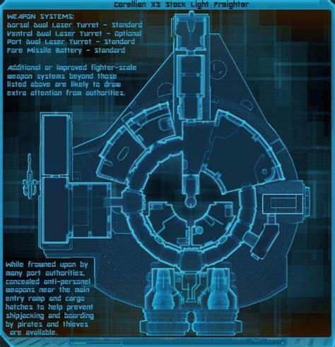 Xs Stock Light Freighter by Corellian Xs Stock Light Freighter Plan By Reiko Foxx On