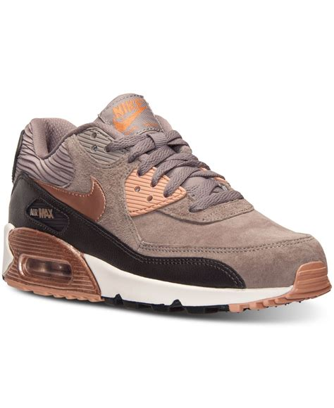 Nike Air Max 90 Batik Premium Ori nike s air max 90 leather running sneakers from