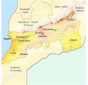 Location Souss Massa Dra&226 Particulier  Carte