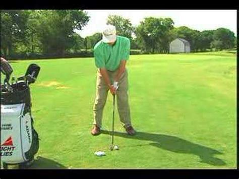 proper golf swing youtube golf tip the proper set up hank haney youtube