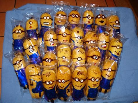 minion twinkie pinner wrote our school doesn t allow home made or