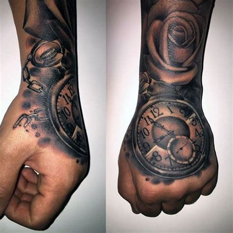 tattoo hand man 25 best ideas about hand tattoos for men on pinterest