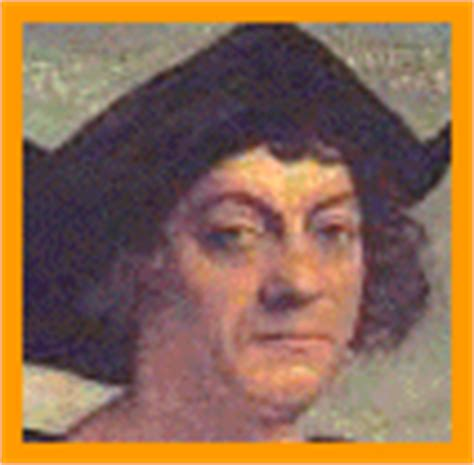 christopher columbus biography enchanted learning columbus stuff from room 311 373r s web log