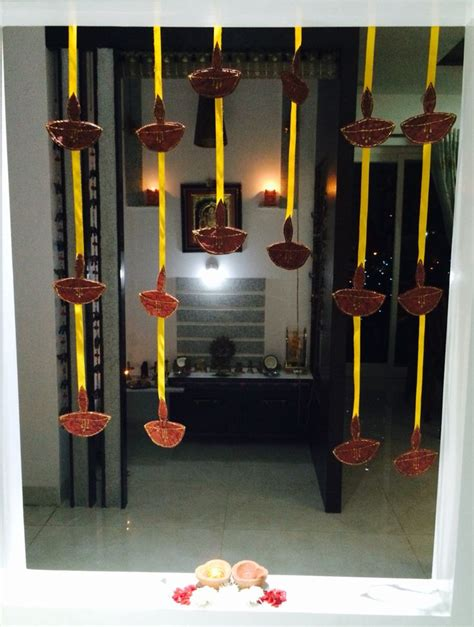 Diwali Decoration Ideas At Home 641 Best Diwali Decorations Images On Pinterest Diwali Decorations Crafts And