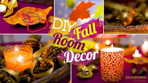 easy ways to decorate your room for fall how to make it 5 diy fall room decor ideas how to decorate your room