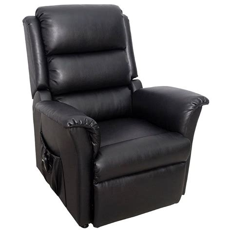 rent a recliner chair dual motor riser recliner in vinyl nationwide next day
