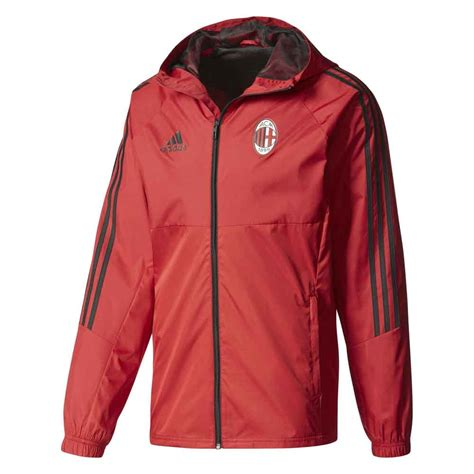 adidas ac milan jacket buy and offers on goalinn