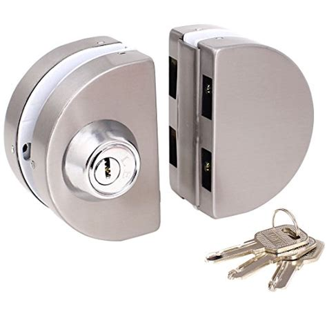 anbo premium quality door lock bolts door lock safety sliding glass swing push