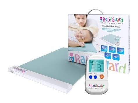 infant breathing monitor ibabyguard professional baby breathing monitor mat