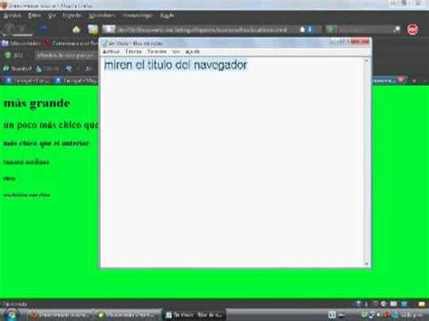 tutorial dreamweaver pagina web tutorial como crear una pagina web con dreamweaver parte