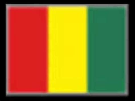 siradio diallo)) hymne national de la guinée conakry youtube
