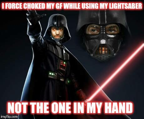 Darth Maul Meme - no not that lightsaber the other lightsaber imgflip