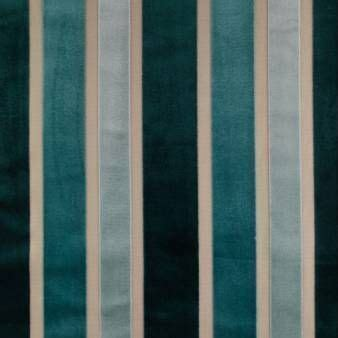 teal striped curtains verve teal made to measure curtains by bill beaumont