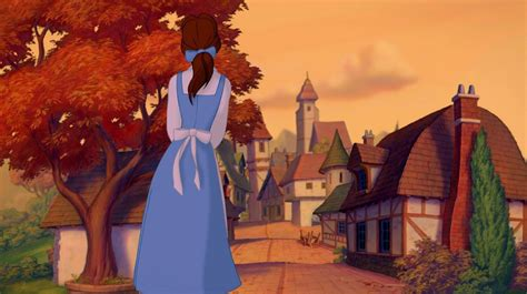 beauty and the beast village 12 things you definitely never noticed in quot beauty the beast quot