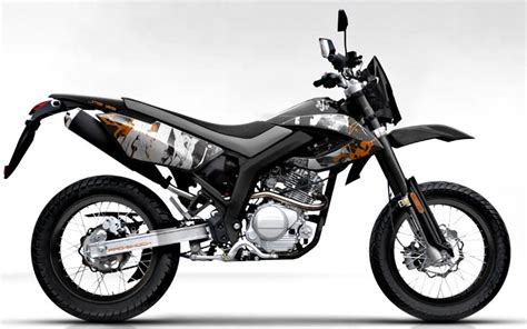 Motorrad 125 Ccm Supermoto by Ajs Jsm 125 Supermoto